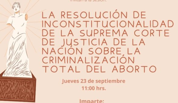 seminario juridico de relaciones internacionales
